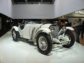 Mercedes Benz SSK