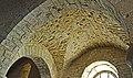 St-Barthélémy, Farges, Kreuzgratgewölbe im Seitenschiff.JPG