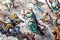 St.Peter und Paul in Söll - Deckenfresko Triumpf der Kirche 3 Paulus.jpg