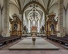 St. Burkard, Würzburg, Crossing and Altar 20150729 1.jpg