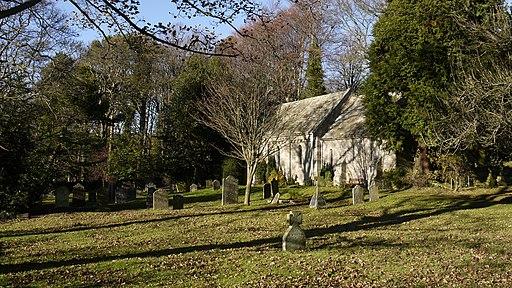 St. Edmund's Church and churchyard, Edmundbyers - geograph.org.uk - 2163646