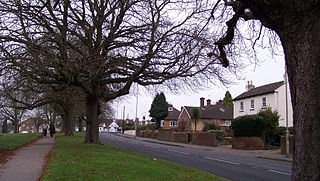 Boxmoor Human settlement in England