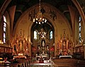 St. Joseph Chapel-inside,Lagiewniki,Krakow,Poland.JPG