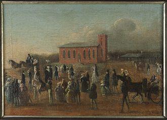 Joseph Backler - Image: St. Thomas' Church, Port Macquarie, 1832 1842 Joseph Backler a 7469002h
