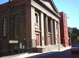 Ancient Order of Hibernians - St. James Church, New York City
