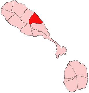 Saint Mary Cayon Parish Parish in Saint Kitts and Nevis
