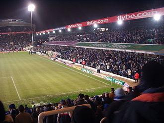 Birmingham City F.C. - Main Stand, St Andrew's, 2005