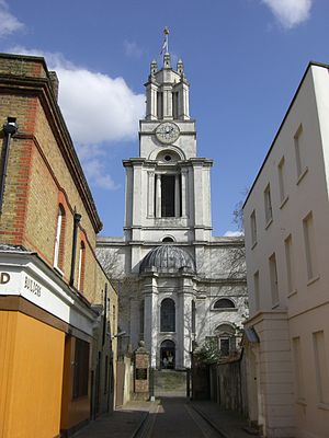 1730 in architecture - St Anne's Limehouse