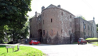 St Briavels Castle - Image: St Briavels Castle geograph.org.uk 520136