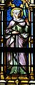 St Cornelia (stained glass window, Cathedral of St John, Den Bosch, Netherlands).jpg