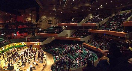 St David's Hall St Davids Hall Interior.jpg