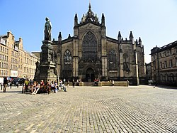 St Giles'Cathedral Edinburgh.jpg