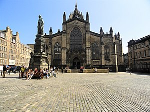 St Giles'Cathedral Edinburgh.jpg