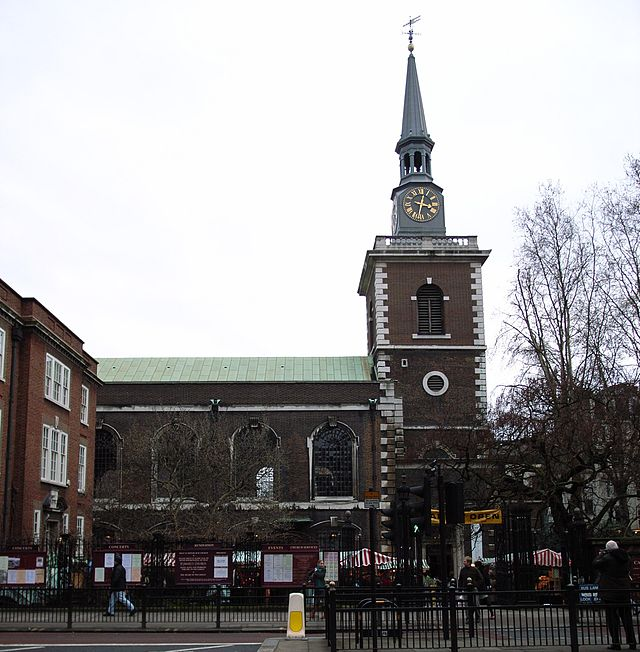 Saint James's Piccadilly