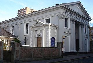 St John the Baptists Church, Brighton Church