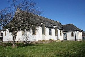 Whitecraig - Image: St Johns Kirk (geograph 3419389)