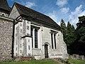 St Katharine's church Merstham, side chapel - geograph.org.uk - 1473596.jpg