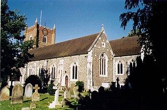 Wargrave - St Mary's parish church