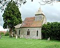 St Mary the Virgin church, Orlestone, Kent, UK.jpg