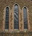 St Michael and All Angels Church, Highfield Lane, Thursley (June 2015) (East Window).JPG