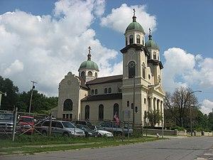 Hazelton (Youngstown, Ohio) - St Nicholas Byzantine Catholic Church
