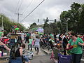 St Pats Parade Day Metairie 2012 Parade E1.JPG