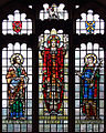 St Peter, Great Totham - Stained glass window (geograph 3698051).jpg