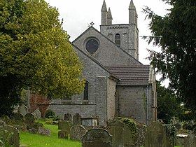 St Peters church, Glasbury - geograph.org.uk - 955805.jpg