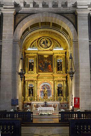 Igreja de São Roque - Chancel