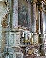 St Sernin,intérieur31,croisillon nord6,chapelle Sacré-Coeur3,profil.jpg