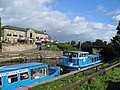 Stables Inn and Glasgow Bridge on Forth and Clyde Canal, near Kirkintilloch - geograph.org.uk - 55774.jpg