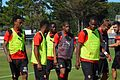 Stade rennais vs USM Alger, July 16th 2016 - Echauffement 2.jpg