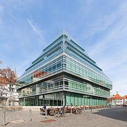 Stadtbibliothek Ulm Zentralbibliothek