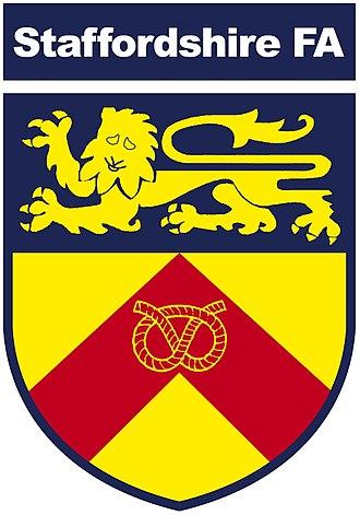 Staffordshire Football Association - Image: Staffs FA Logo