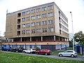 Stamicova, Ústřední vojenská nemocnice, budova D (01).jpg