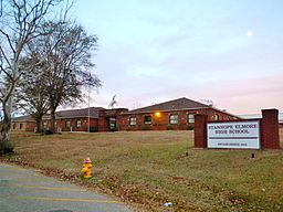 Stanhope Elmore High School Millbrook, Alabama.JPG