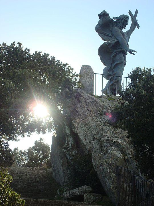 Statua del Redentore, Nuoro - 1.jpg