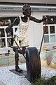 Statua di Serge Van De Put ad Albisola 2.jpg