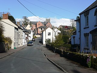 Staunton, near Coleford, Gloucestershire Human settlement in England