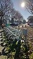 Stazione di Bike Sharing presso ENI Centro Ricerche.jpg