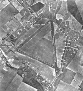 RAF Steeple Morden