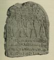 Stele Shoshenq III Y28 Spiegelberg.png