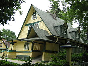 S. A. Foster House and Stable - Image: Stephen A. Foster House and Stable