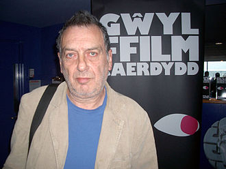 Stephen Frears - Frears at the Cardiff Film Festival in 2006 for the premiere of The Queen.