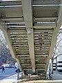 Steps to Golden Jubilee Bridge - geograph.org.uk - 618124.jpg