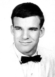 Wikipedia: Steve Martin at Wikipedia: 220px-Steve_Martin_HS_Yearbook