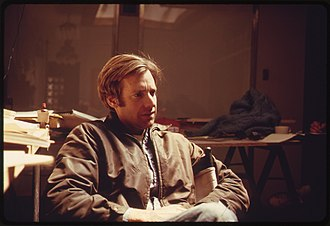 Steve Baer - Steve Baer, founder and operator of Zomeworks, Inc., of Albuquerque, New Mexico, (1974)