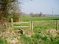 Stile on route to Wadbrook - geograph.org.uk - 1256890.jpg