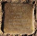 Stolperstein Falkentaler Steig 16 (Hermd) Selma Latte.jpg