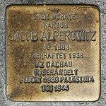 Stolperstein Jacob Alperowitz Müllheim.jpg